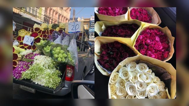 สาววอนคนไทยช่วยอุดหนุน ลุง-ป้าขายดอกไม้ช่อโตในราคา 20 บาท