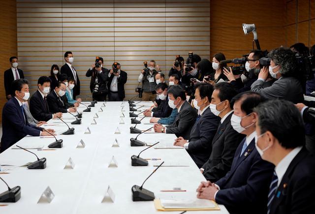 ญี่ปุ่นจ่อประกาศสถานการณ์ฉุกเฉิน เตรียมออกแผนกระตุ้นศก.ก้อนใหญ่