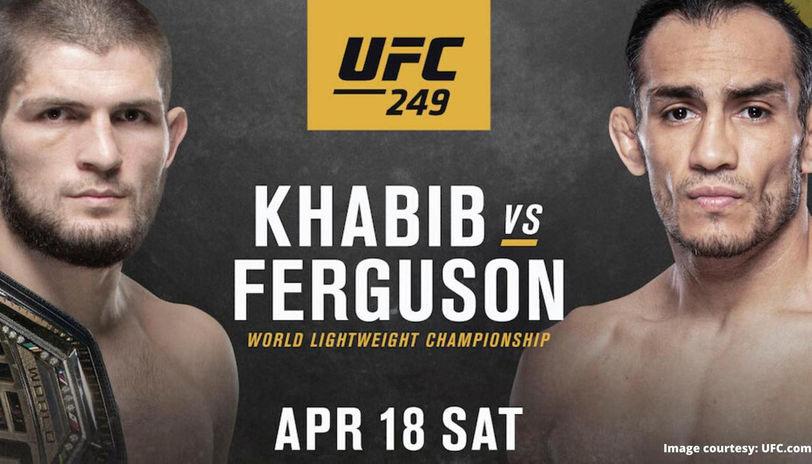 UFC 249 เอาไงดี / ลักษมณ์ นันทิวัชรินทร์