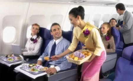 การบินไทย ครองอันดับ 1 บริการอาหารยอดเยี่ยม ของเอเชีย 2 ปีซ้อน