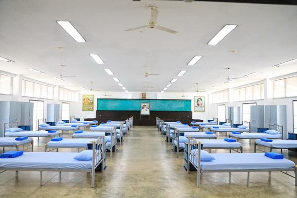 กองทัพเรือ ยืนยัน 13 เม.ย.นี้โรงพยาบาลสนาม อ.สัตหีบ พร้อมรับผู้ป่วยโควิด-19
