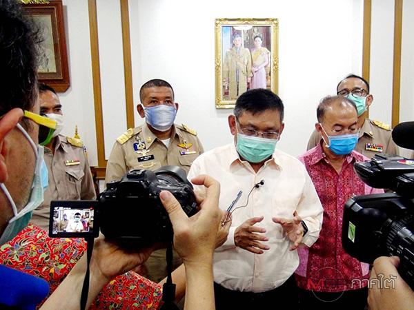 ผู้ว่าฯ ปัตตานีเผยพบผู้ติดเชื้อโควิดเพิ่ม 7 ราย ในกลุ่มดาวะห์ที่กลับจากอินโดนีเซีย