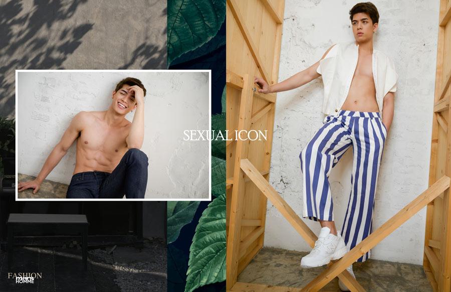 'จอส-เวอาห์ แสงเงิน' Sexual Icon คนใหม่ของวงการ