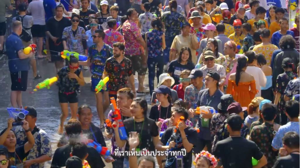 ศิษย์เก่านิเทศจุฬาฯจัดแคมเปญ สาดน้ำใจให้ไทยชื่นใจ