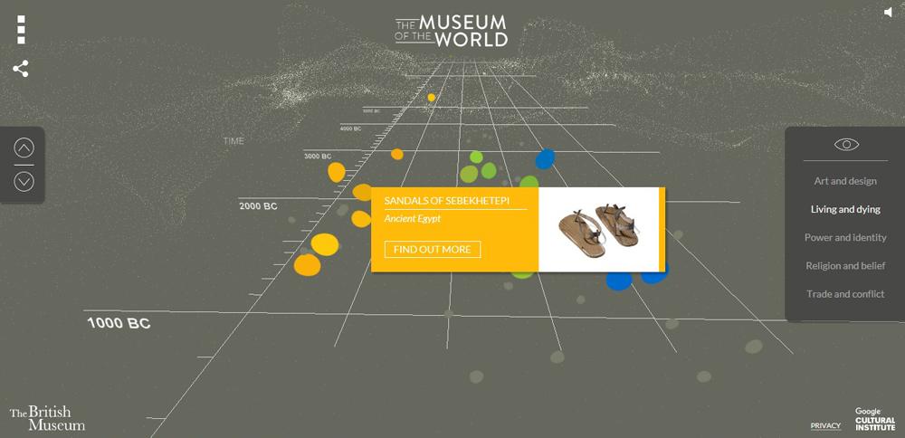 British Museum แบบออนไลน์