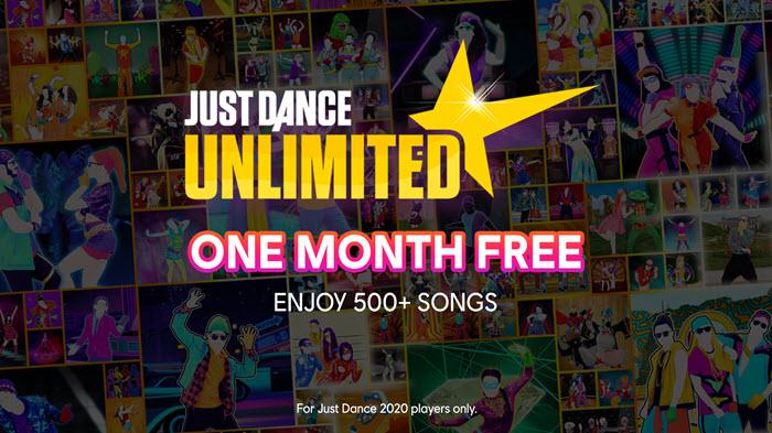 ยูบิซอฟท์แจกสิทธิ์เล่น Just Dance Unlimited ฟรีหนึ่งเดือน สู้ภัยโควิด-19