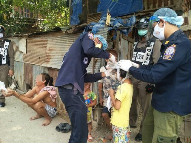 สุดสะเทือนใจ!หนุ่มพม่าประชดเมียหนีเมาทำร้ายลูกในไส้ 1 ใน 4 เลือดอาบ คนเล็ก 7 เดือนรอดหวุดหวิด