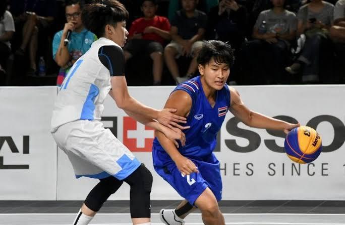 บาส3x3ไทย รั้งที่25โลก ทีมหญิงคว้าสิทธิ์ชิงตั๋วโอลิมปิก