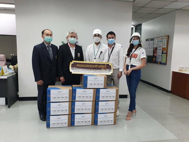 อิชชู่ มอบชุดป้องกันการติดเชื้อ PPE จำนวน 500 ชุด แก่โรงพยาบาลรามาธิบดี