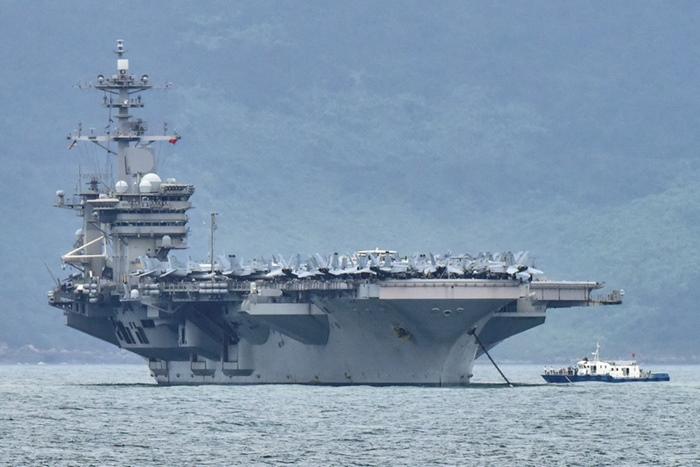 พบทหารบนเรือบรรทุกเครื่องบิน'รูสเวลต์'สหรัฐฯติดเชื้อไวรัสอีก 103 คน --มากกว่า 10% ของลูกเรือผลตรวจเป็น'บวก'