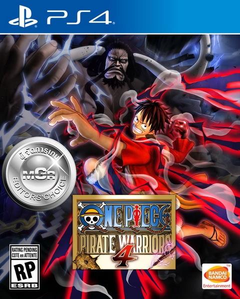 Review: One Piece Pirate Warriors 4 วันพีซมุโซว นี่โก้จริงๆ