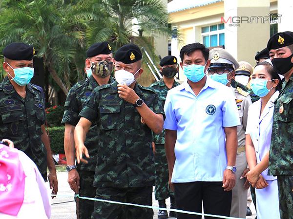 แม่ทัพ 4 ยันเปิดด่านไทย-มาเลย์ 18 เม.ย.นี้ เตรียมพร้อมนำคนเข้าระบบคัดกรองเข้ม