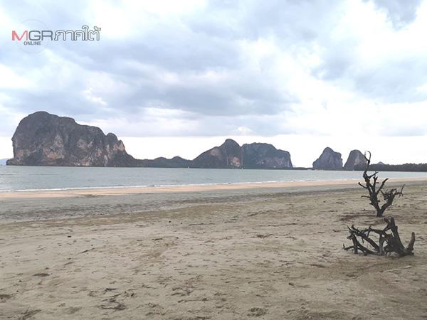 หาดปากเมงช่วงสงกรานต์เงียบสุด เจ้าหน้าที่อุทยานฯ เข้มงวดทุกจุด