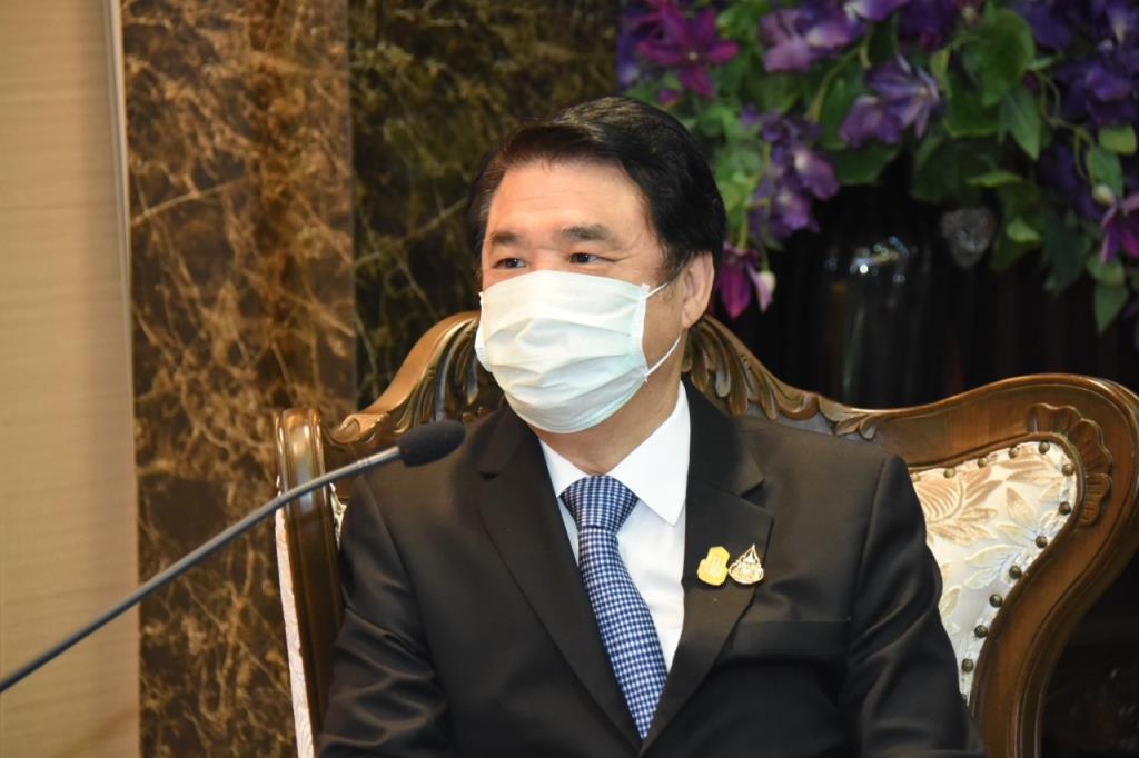 ก.อุตฯ หนุนระบบจัดการขยะติดเชื้อ ลดการแพร่ระบาดโควิด