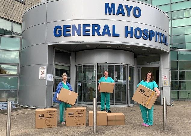 """""""แม็คเกรเกอร์"""" ควัก 1 ล้านยูโร ซื้อเครื่องมือแพทย์แจก รพ. หยุด """"โควิด-19"""" ที่ไอร์แลนด์"""