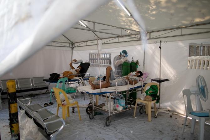 อาเซียนเริ่มสาหัส! ปินส์, อินโดฯ, มาเลเซีย ป่วยโควิด-19 เกินครึ่งหมื่น สิงคโปร์ติดเชื้อวันเดียวทุบสถิติ