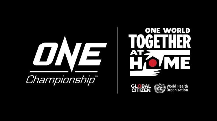 """ศิลปินระดับโลกเพียบ! """"ONE Championship"""" จับมือ """"Global Citizen"""" ยิงสดคอนเสิร์ตสู้โควิด-19"""
