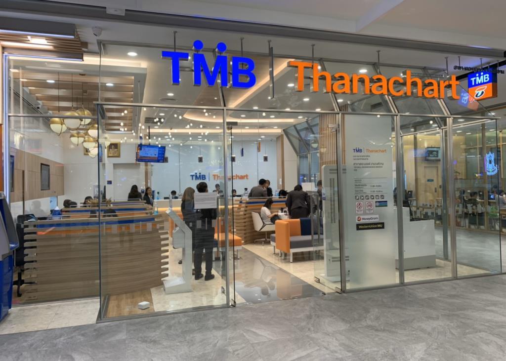ทีเอ็มบีผนึกธนชาตเปิดสาขาCo-Location-ตั้งเป้า90แห่งในปีนี้