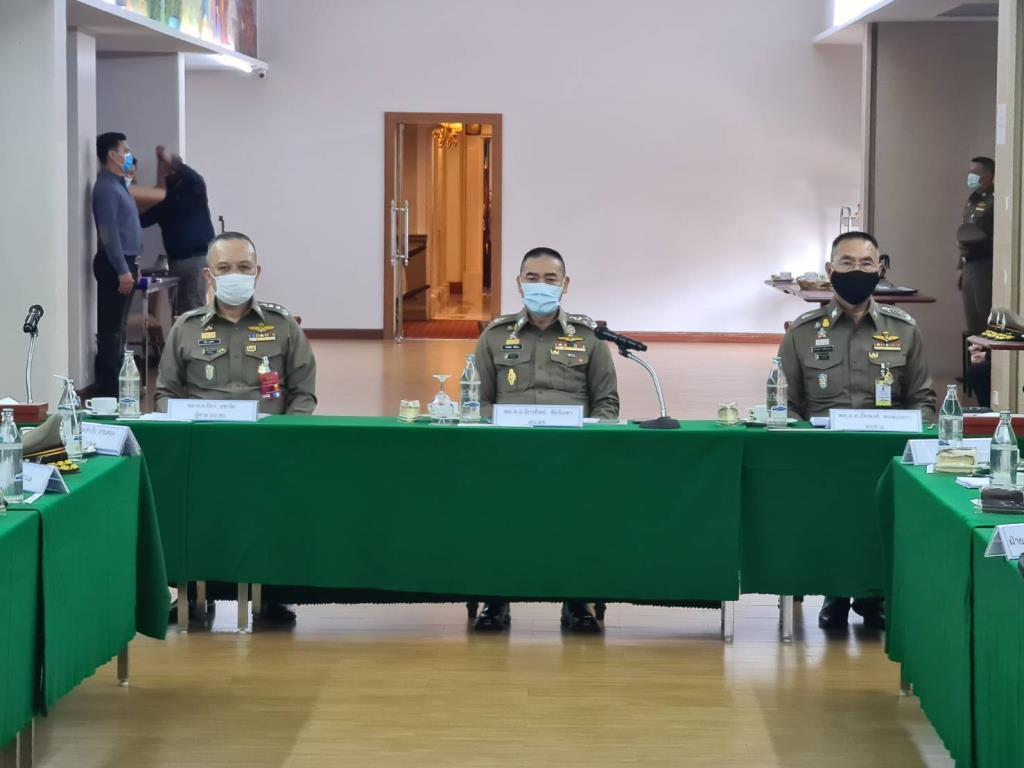 ตร.พร้อมรับคนไทยกลับประเทศ ตามมาตรการ State Quarantine