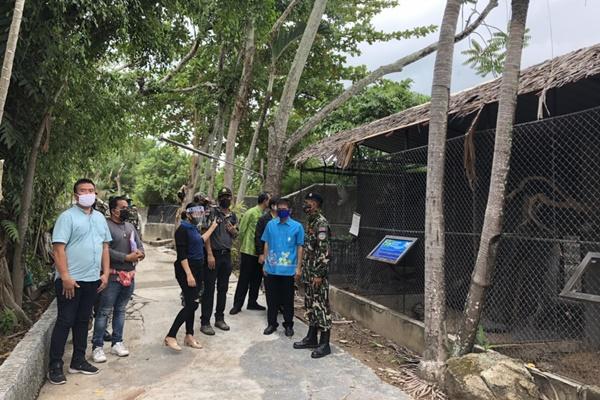 ตรวจสวนสัตว์ภูเก็ตหลังมีคนโพสต์ให้ตรวจสอบ เจ้าของยันดูแลเป็นอย่างดี รอย้ายไปที่อื่นหลังตัดสินใจปิดถาวร