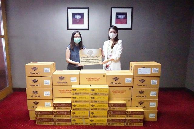 มูลนิธิเฮอริเทจประเทศไทย ส่งมอบผลิตภัณฑ์ในเครือเฮอริเทจ ช่วยเหลือผู้ป่วย บุคลากรทางการแพทย์ และผู้รับผลกระทบจากโควิด 19