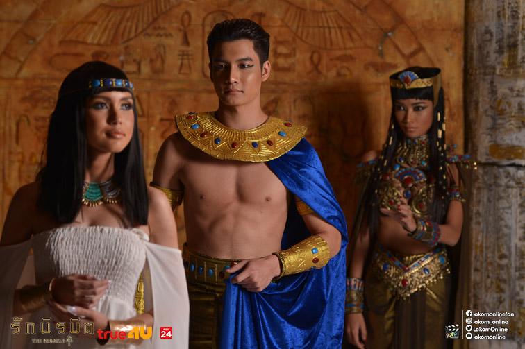 เพชร โบราณินทร์ : แม่ทัพราดาเมซ, อลิสา จณิน โวลล์มันน์ : นางทาสไอด้า, นราวดี เรืองเพ็ง : เจ้าหญิงเอมนิริส