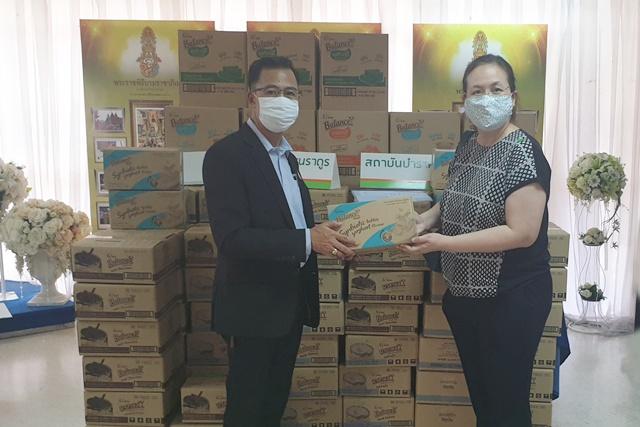 ผลิตภัณฑ์ BALANCE มอบสินค้าเพื่อสุขภาพแก่โรงพยาบาลและหน่วยงานทางการแพทย์ 11 แห่ง