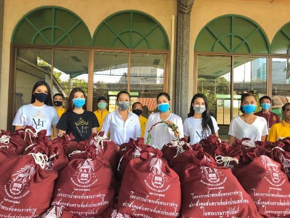 มูลนิธิมิราเคิลออฟไลฟ์ ร่วมกับโครงการน้ำพระทัยพระราชทาน สภาสังคมสงเคราะห์แห่งประเทศไทยในพระบรมราชูปถัมภ์ ส่งมอบถุงยังชีพพระราชทานแด่ประชาชน