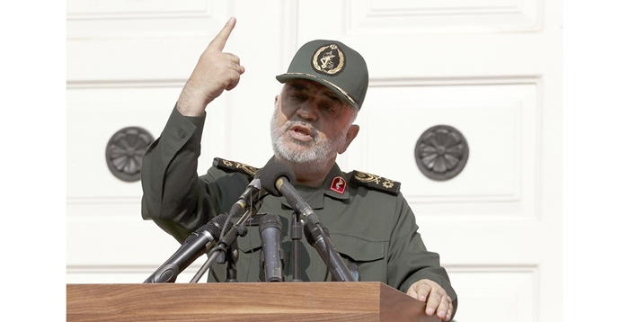 อิหร่านฮึ่มกลับจะทำลายเรือรบสหรัฐฯในอ่าวเปอร์เซีย  หลัง'ทรัมป์'สั่งนาวีอเมริกันยิงเรืออิหร่าน ถ้ายังมา'ก่อกวน