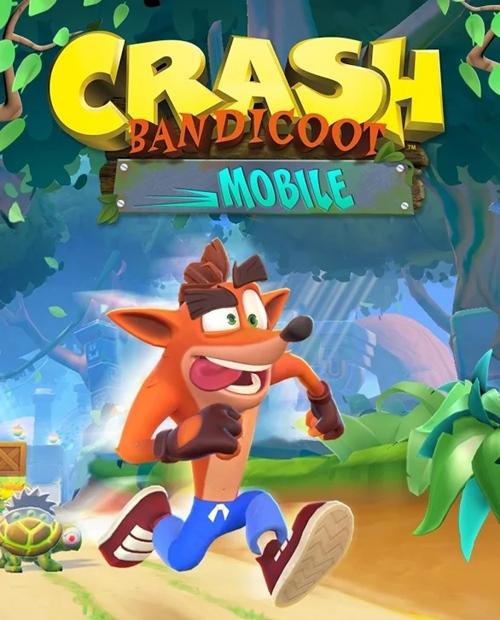 """หมาส้มบุกป่า! """"Crash Bandicoot Mobile"""" ย่องเปิดโหลดบางพื้นที่"""