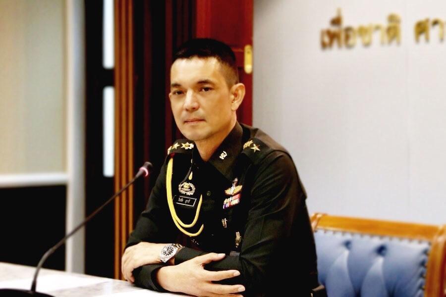 พันเอกวินธัย สุวารี โฆษกกองทัพบก (แฟ้มภาพ)