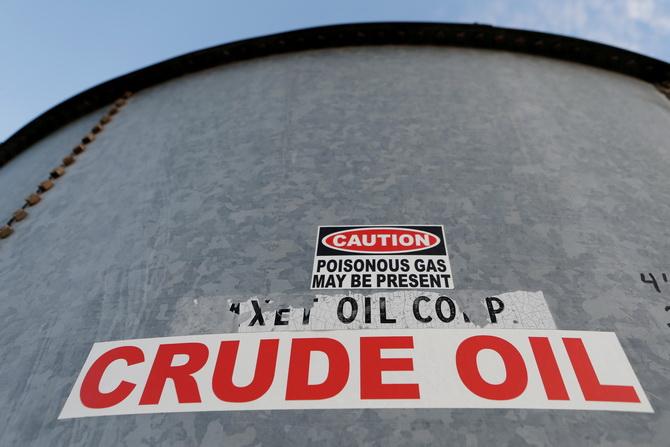 น้ำมันสหรัฐฯร่วง$4กังวลอุปทานล้นจากวิกฤตโควิด-19 หุ้นมะกันพ่ง,ทองลง