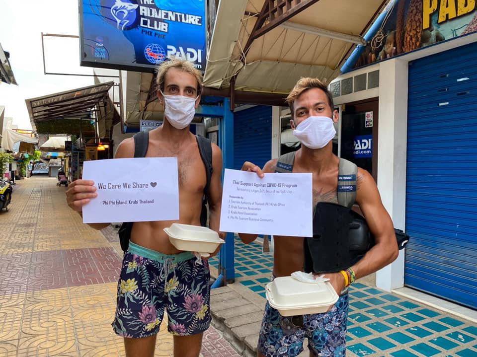 ประทับใจ! นทท.ต่างชาติบนเกาะพีพี ชื่นชมไทยรับมือโควิด-19 ได้ดี ยกเป็นประเทศพัฒนาแล้ว