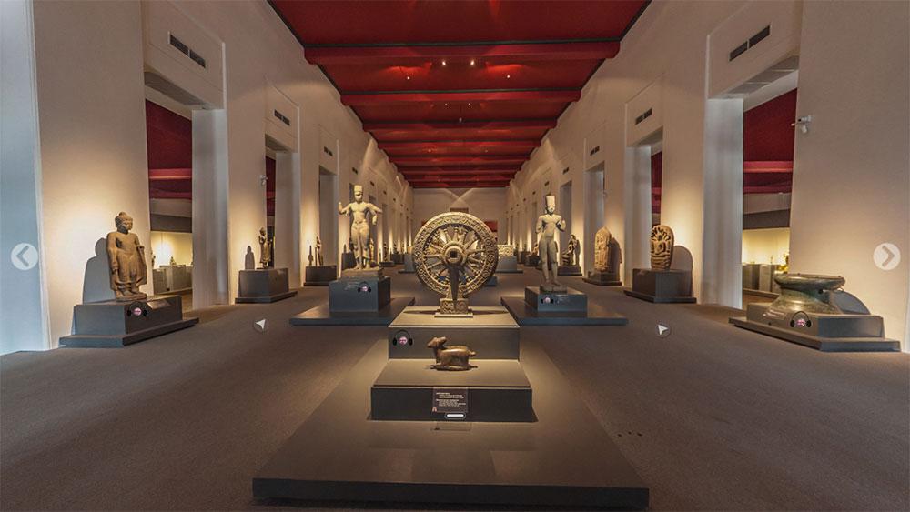 ชมพิพิธภัณฑสถานแห่งชาติ พระนคร แบบเสมือนจริง