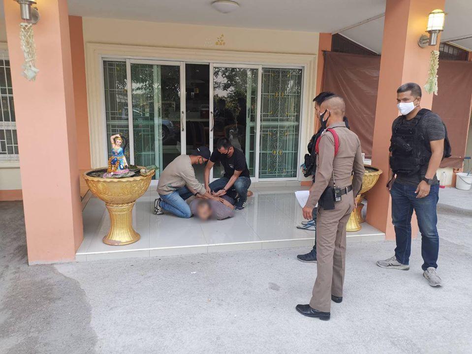 รวบอดีตตำรวจยัดยาปล้นทรัพย์ เผยโควิดทำให้ต้องเสี่ยงกลับบ้านเกิดจนโดนจับ