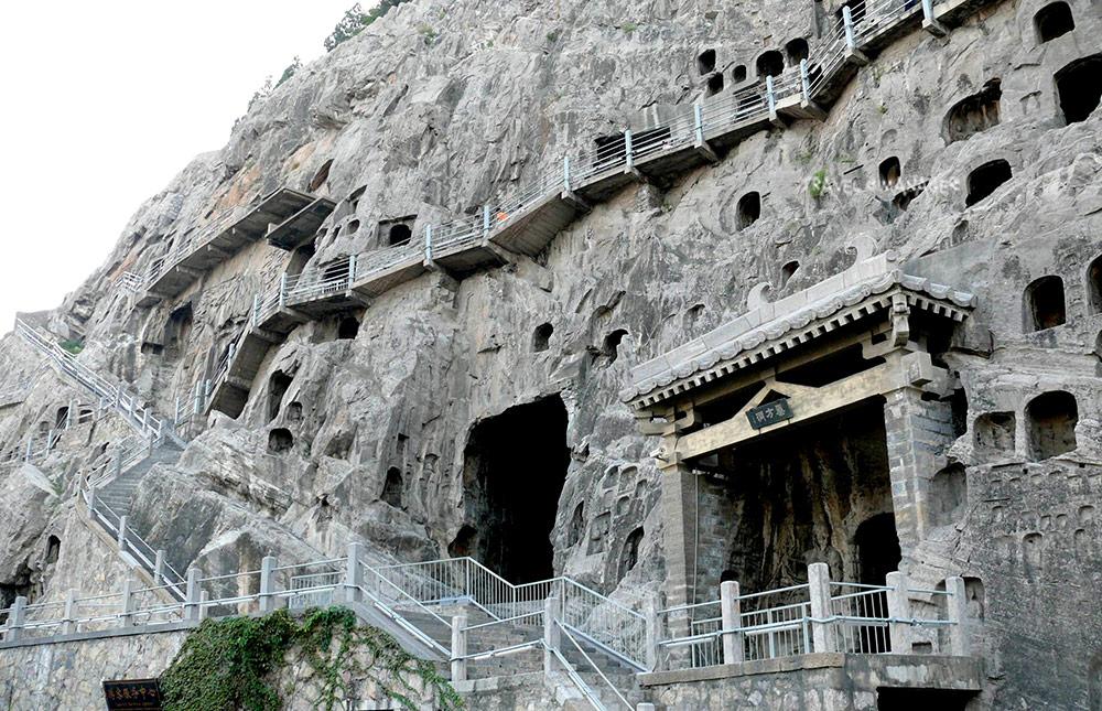 มรดกโลกถ้ำหินหลงเหมิน สถานที่ท่องเที่ยวสำคัญแห่งเมืองลั่วหยาง