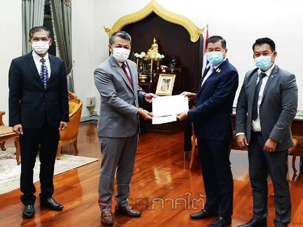 """""""บูรฮัน"""" ส่งหนังสือถึง รมช.กระทรวงมหาดไทย ขอให้ใช้แนวทางตามมติของ มท.3 แก้ปัญหาให้คนไทยในมาเลย์"""