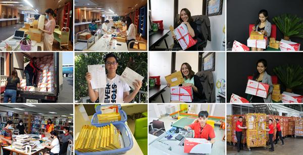 ไปรษณีย์ไทย ช่วยนักศึกษาช่วง COVID – 19 ให้เต็มที่กับทุกกิจกรรมได้ไม่มีสะดุด