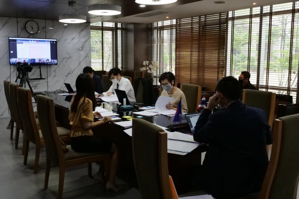 อาเซียนนัดประชุมรัฐมนตรีเศรษฐกิจ พ.ค.นี้ ถกแผนรับมือผลกระทบจากโควิด-19