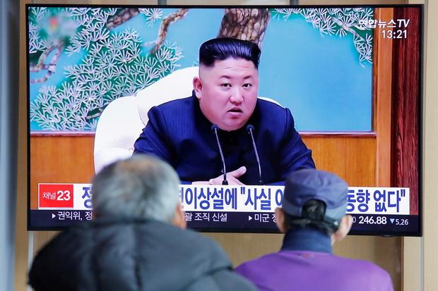 """เงิบเป็นแถว! """"คิม จองอึน"""" ปรากฏตัวแล้ว สื่อโสมแดงรายงานเป็นประธานเปิดโรงงานปุ๋ย"""