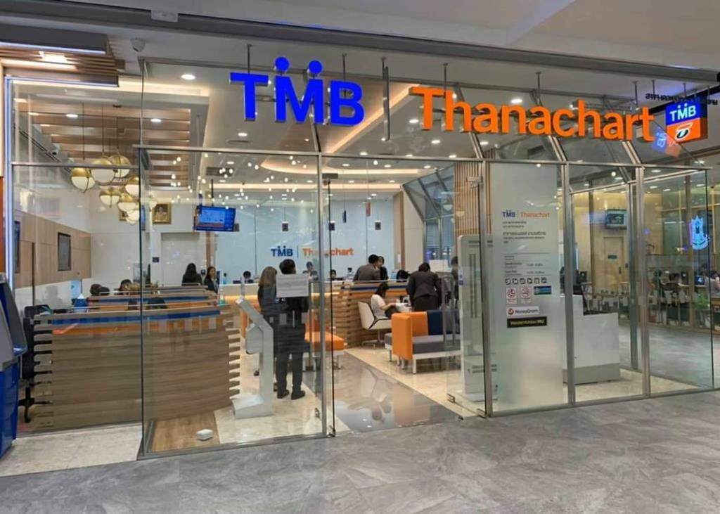 ทีเอ็มบีและธนชาต เปิดให้บริการสาขาธนาคารเพิ่มขึ้นทั่วประเทศตั้งแต่ 5 พ.ค.63