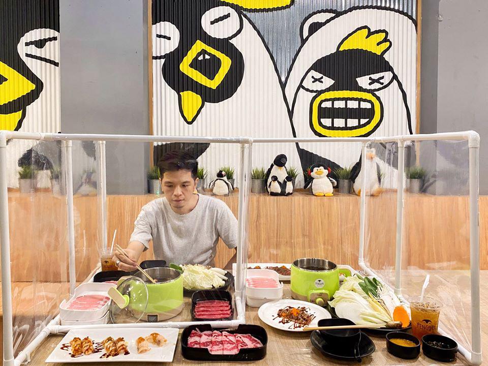 "New Normal กิน ""ชาบู"" รูปแบบใหม่ คนเดียวก็อร่อยได้"