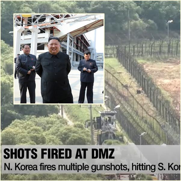 """In Clip: ทำเนียบสีน้ำเงินชี้ """"คิม จองอึน"""" ไม่ได้เข้าผ่าตัด ทหารเกาหลีเหนือ-เกาหลีใต้เปิดฉากยิงใส่กันข้ามพรมแดน"""