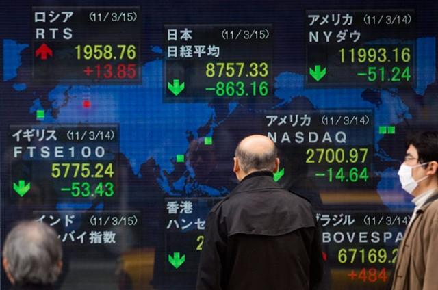 ตลาดหุ้นเอเชียปรับบวก ขานรับราคาน้ำมันพุ่งขึ้นติดต่อกัน 5 วันทำการ