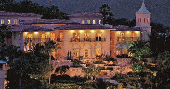 โรงแรมในเครือแมร์ริออตส์