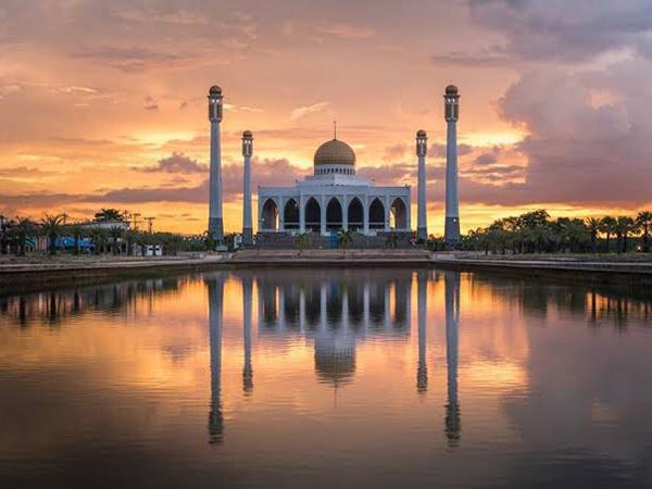 """""""สงขลา"""" ขอความร่วมมือชาวไทยมุสลิมปฏิบัติศาสนกิจละหมาดวันศุกร์ ตามแนวทางจุฬาฯ เคร่งครัด"""