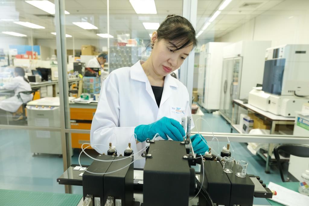 นาโนเทคพัฒนาชุดตรวจไข้หวัดใหญ่เอ-บี รู้ผลใน 5 นาที