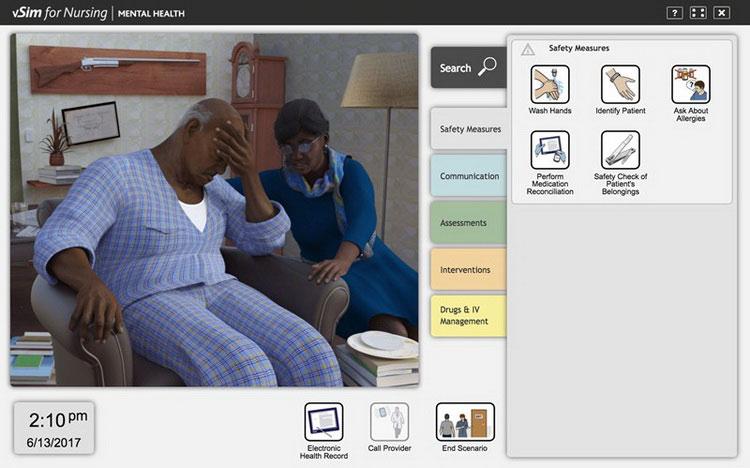 นิวซีแลนด์ ชูโปรแกรมอวาตาร virtual reality สอนลงมือจริงออนไลน์ให้พยาบาล