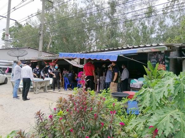 ผงะ !พบชาวบ้าน-ผู้ประกอบการรุกพื้นที่สาธารณะริมถนน 3191 ระยอง กว่า 10 ราย