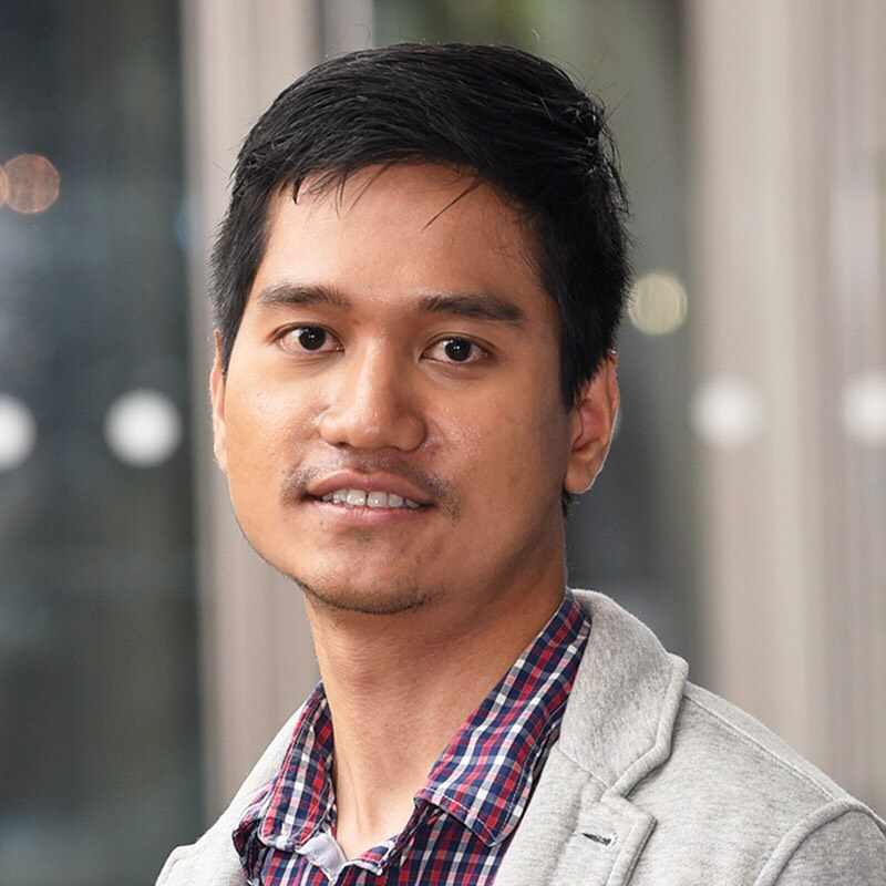 ดร.วรดล สังข์นาค นักวิจัยไทยจากสถาบันเวลล์คัม แซงเกอร์ (Sanger Institute) ประเทศอังกฤษ